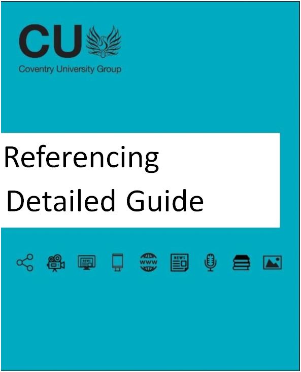 Cu Coventry Referencing Detailed Guide