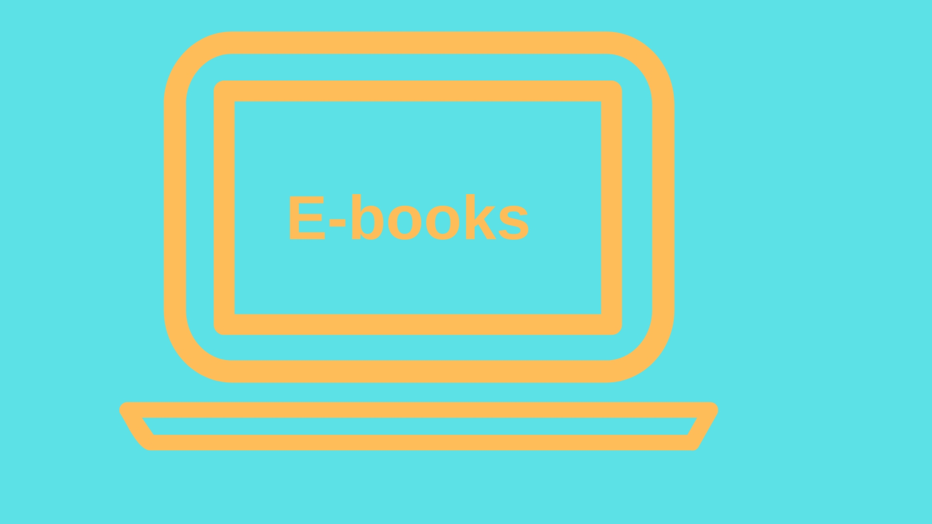 e-books button