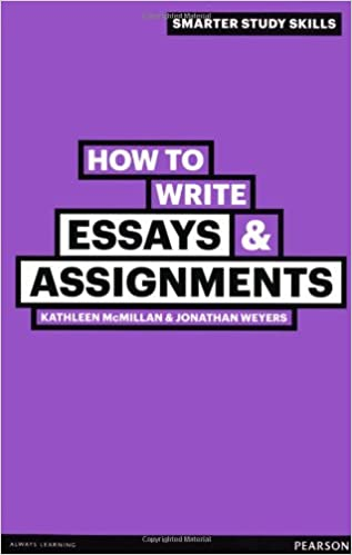 Click here to check the print version of How to Write Essays and Assignments