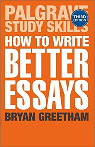 Click here to access the ebook of How to Write Better Essays