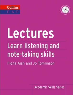 Click here to access the print version of Lectures: Learn Listening and Note-taking Skills