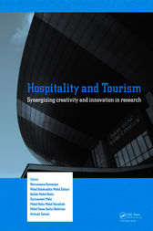Hospitality and tourism : synergizing creativity and innovation in reasearch : proceedings of the International Hospitality & Tourlism postgraduate conference 2013, Shah Alam, Malaysia, 2-3 September, 2013