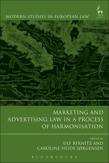 Marketing and advertising law in a process of harmonization