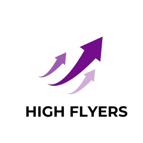 High flyers logo
