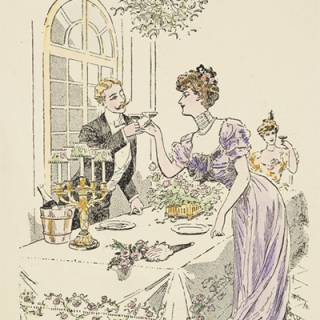 A card from Hanbury collection