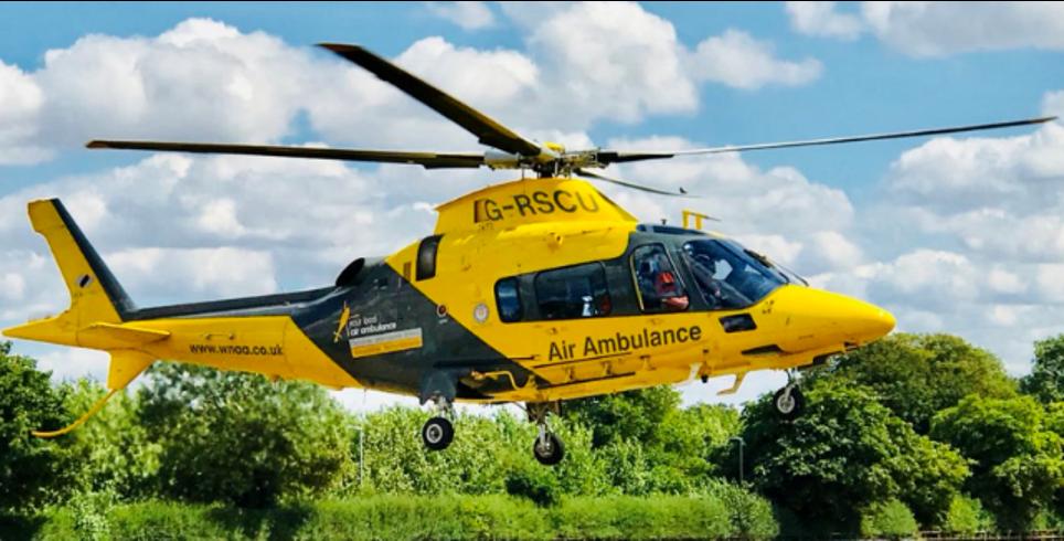 Air Ambulance Crews