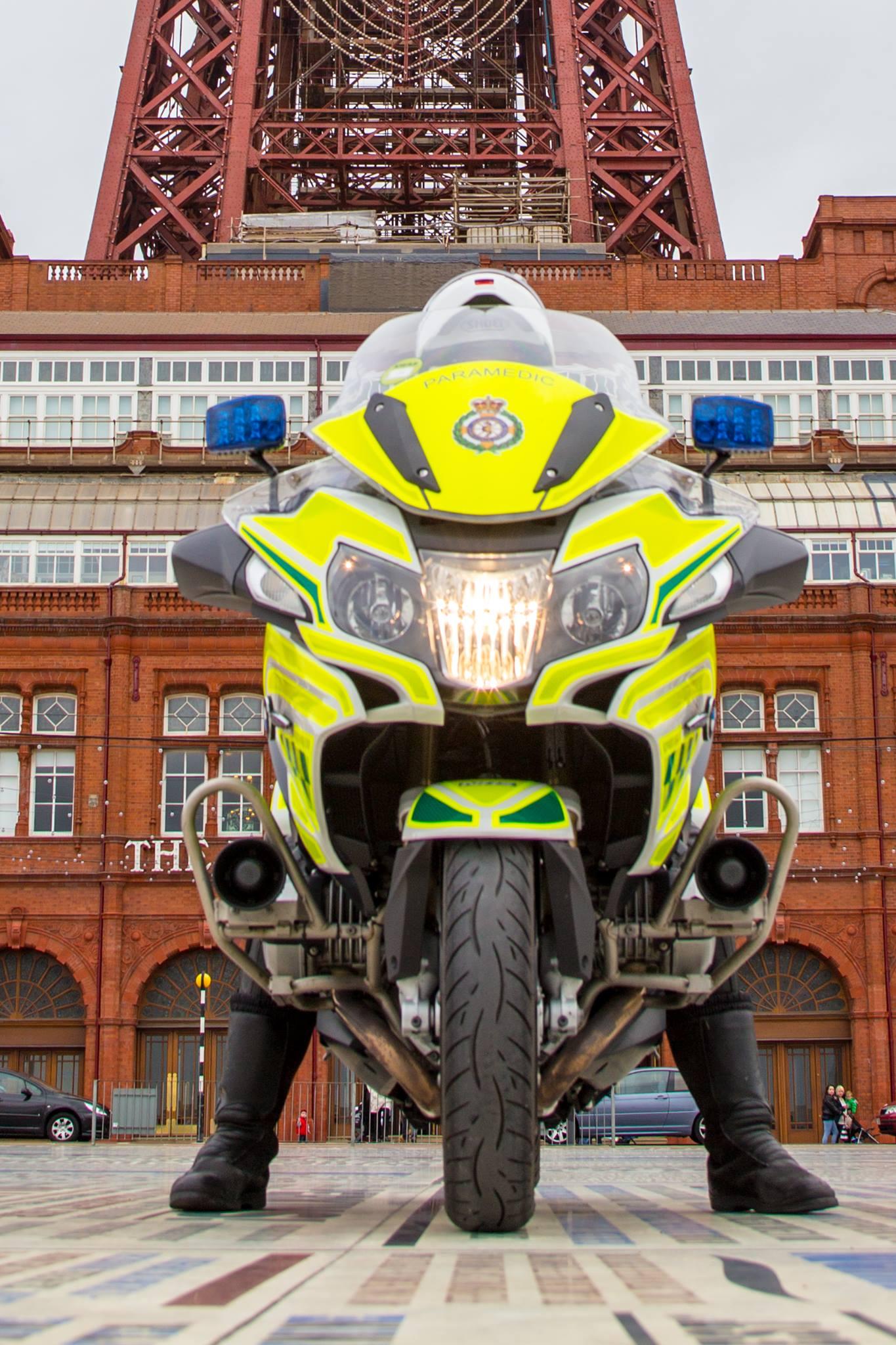Ambulance Motorcycle