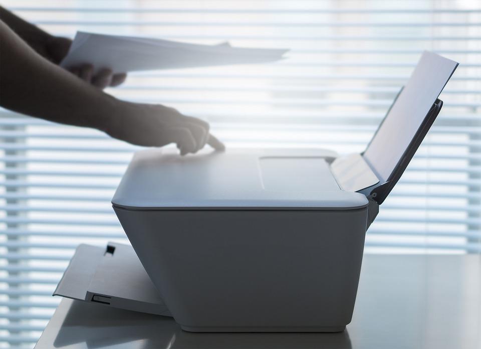 Photocopying and printing