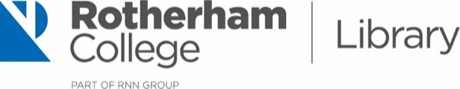 Rotherham College Library Logo