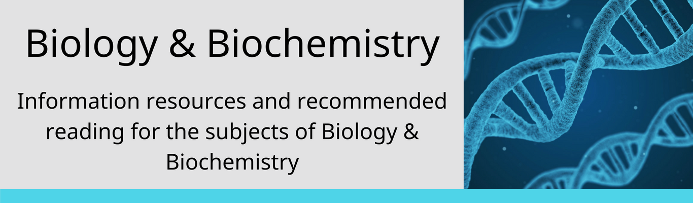biology and biochemistry