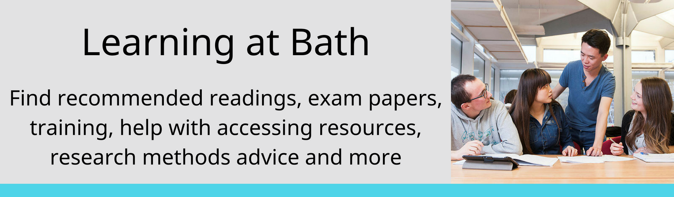 learning at Bath