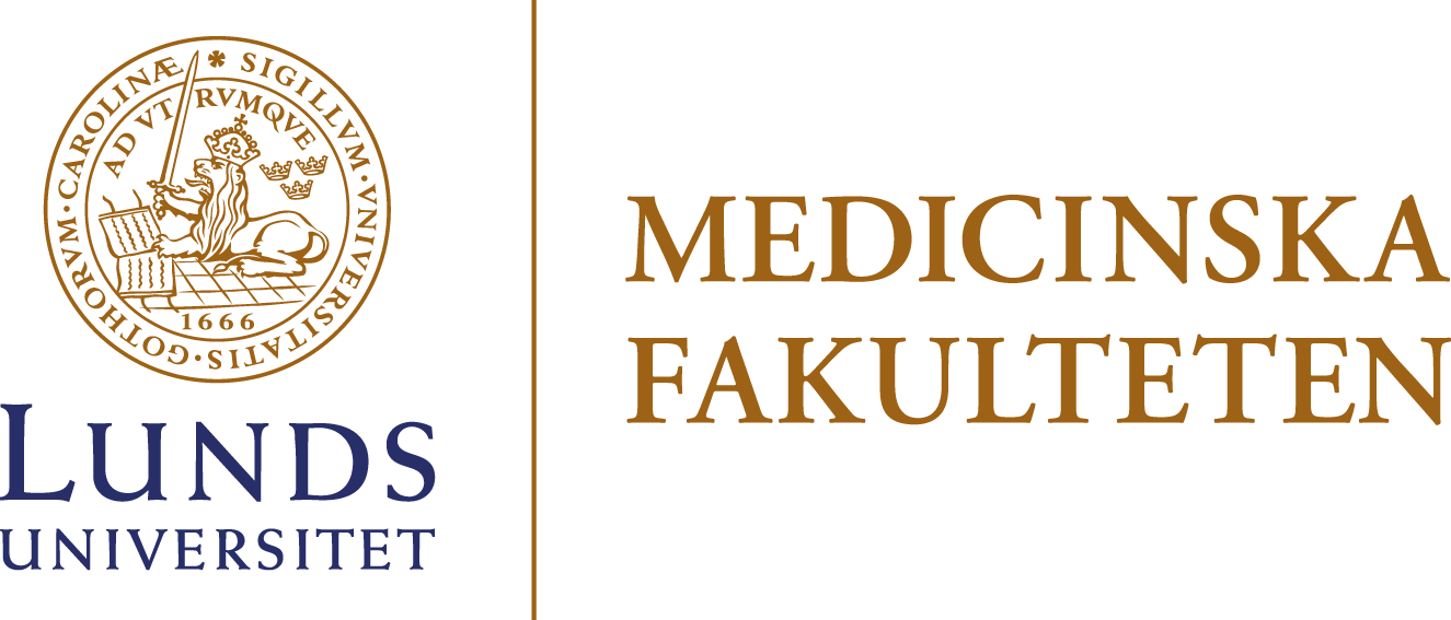 Logo for Lund University, faculty of medicine