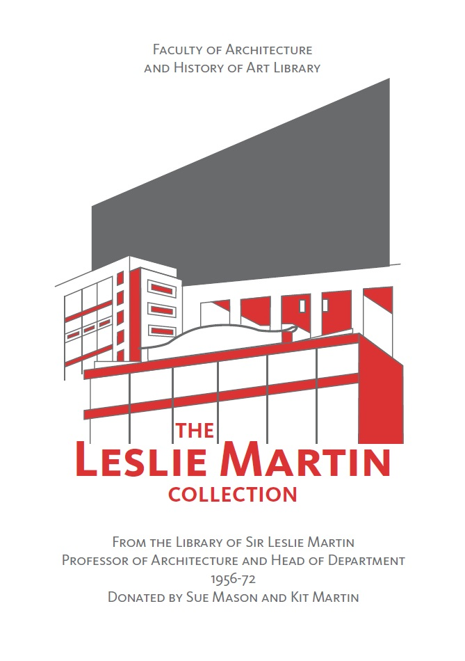 Leslie Martin Collection