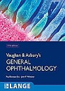 Vaughan & Asbury's general ophthalmology.