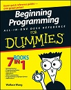 Beginning programming: all-in-one desk reference for dummies