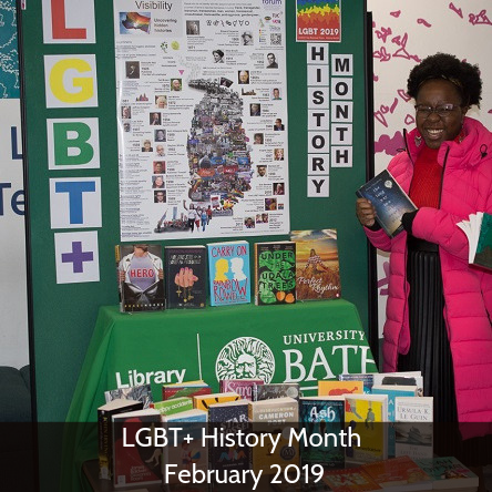 LGBT+ History Month February 2019