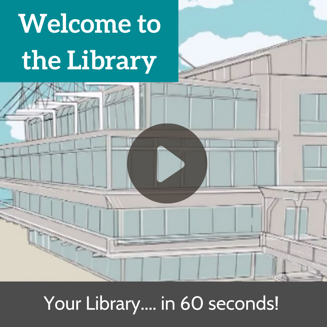 Your Library... in 60 seconds!