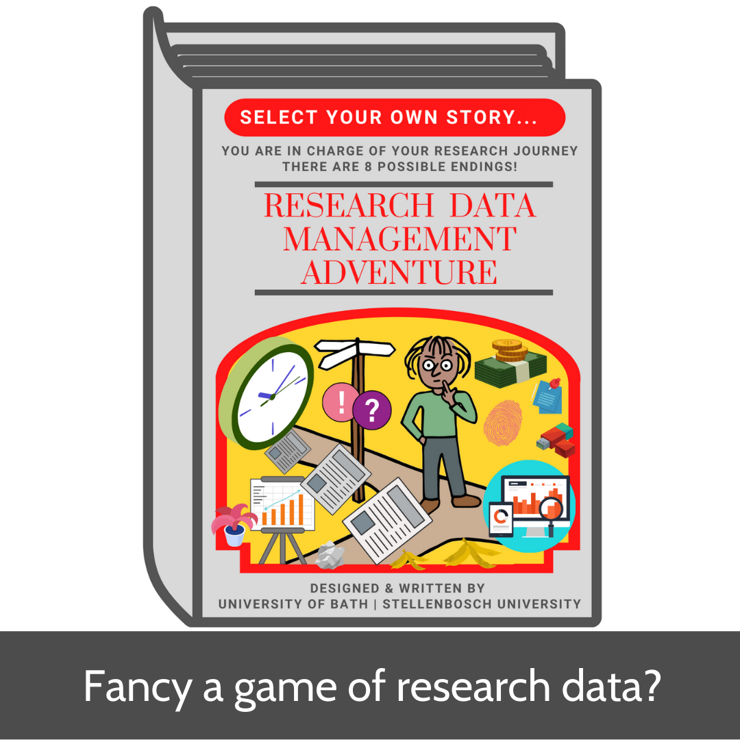 Fancy a game of research data?