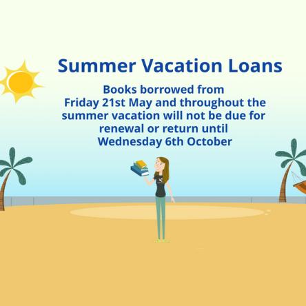 Summer vacation loans information