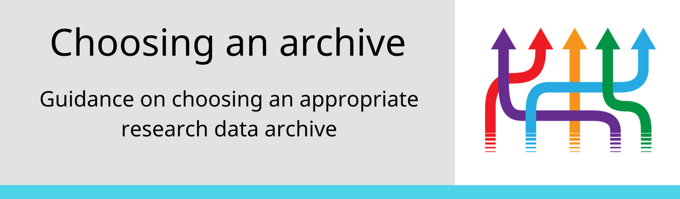 choosing an archive