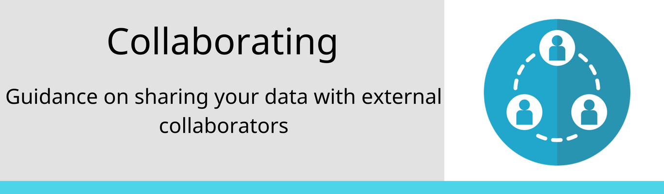 sharing your data with collaborators