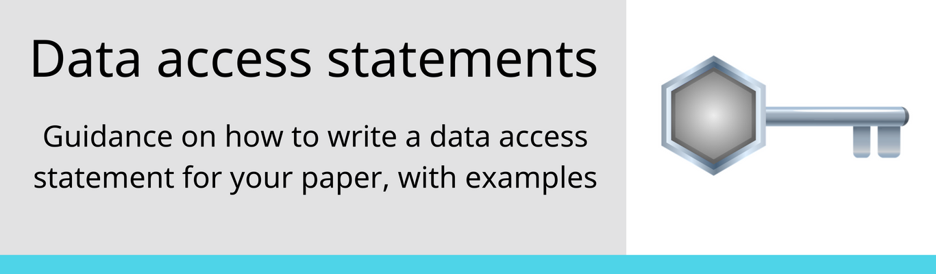 data access statements