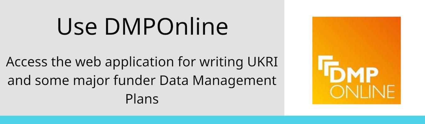 Use DMP Online