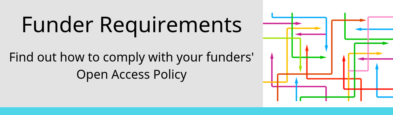 Funder requirements