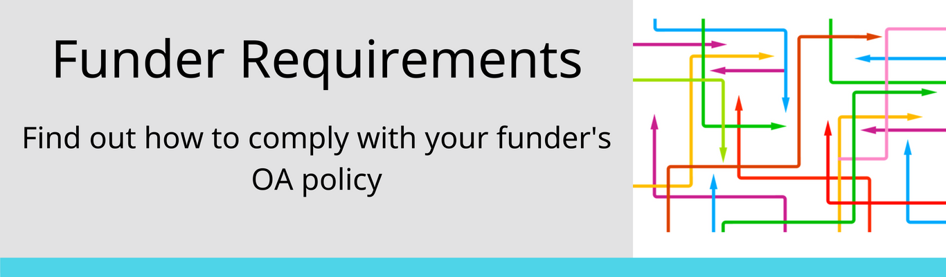 Open Access Funder Requirements