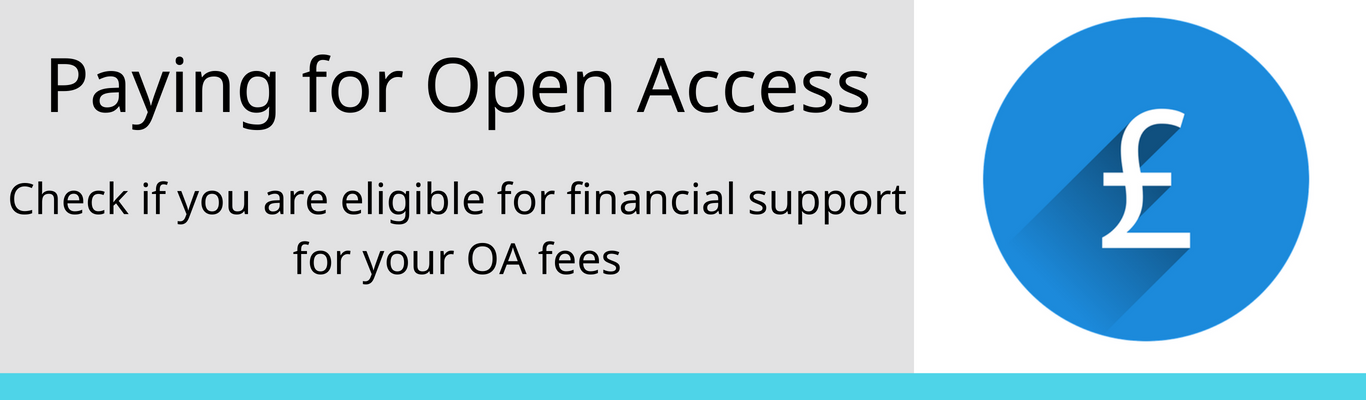 Paying for Open Access