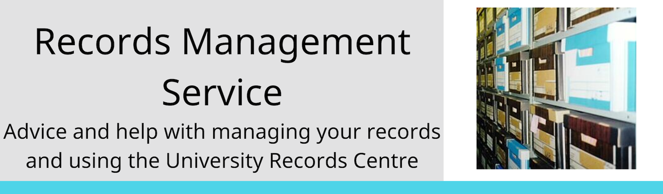 records management service
