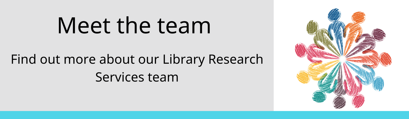 meet the research services team