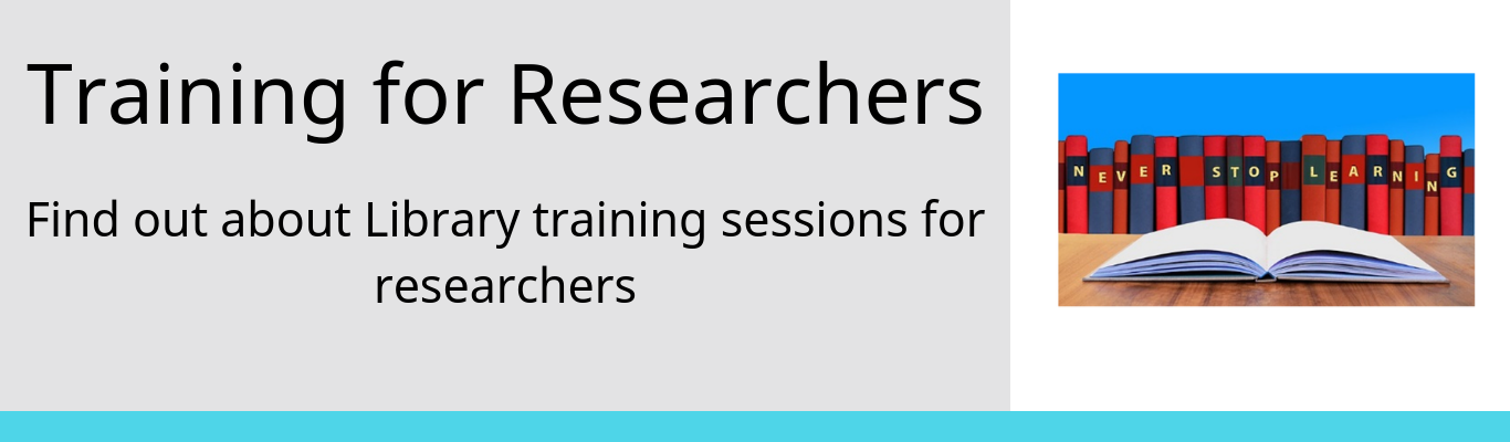 training for researchers