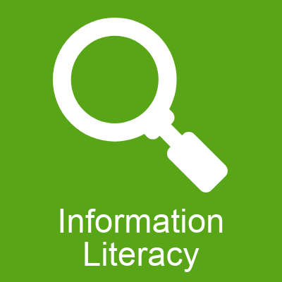 Information Literacy button