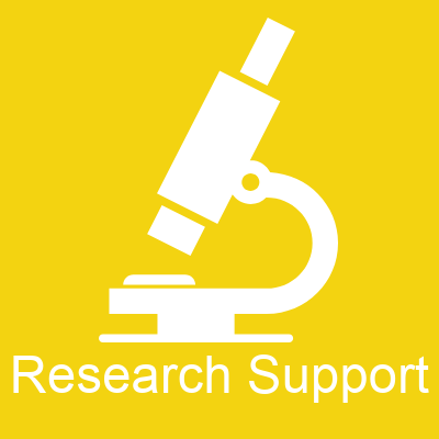 Research Support button
