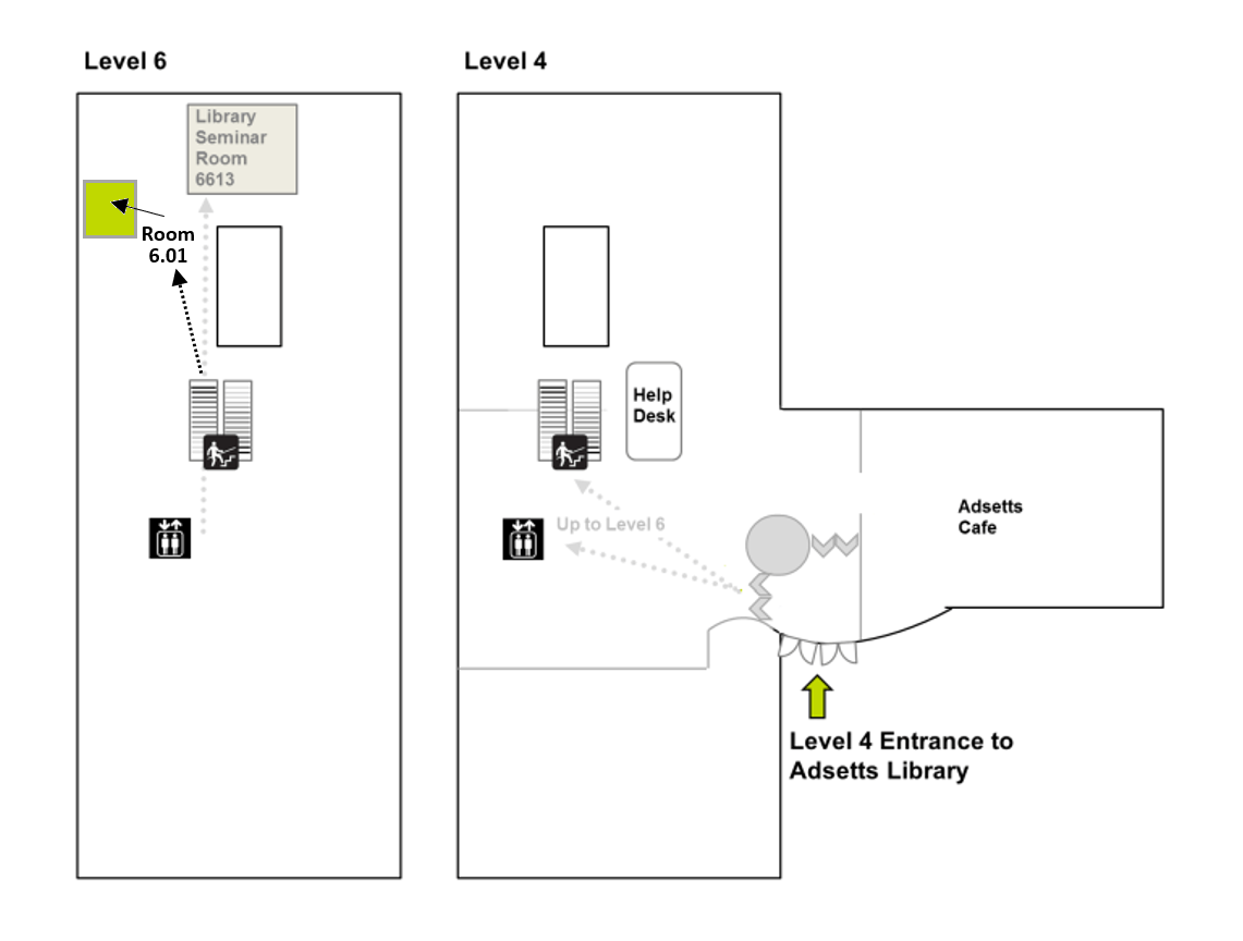 Map of Adsetts Level 6