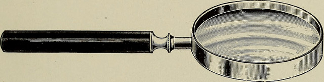picture of a magnifying glass