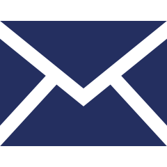 Icon of an envelope - click to open an email template