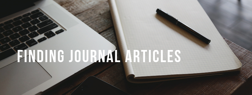 Link to Medicine finding journal articles page.