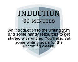 A short description of what the induction session involves. Click to book onto the session.