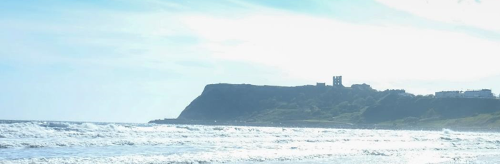 Image of Scarborough's North Bay and Castle