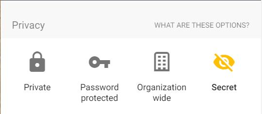 Padlet privacy