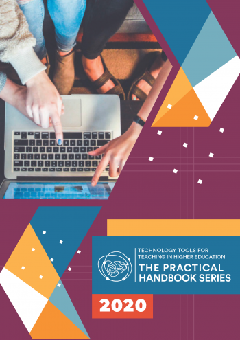 book cover image two separate hands pressing keys on laptop