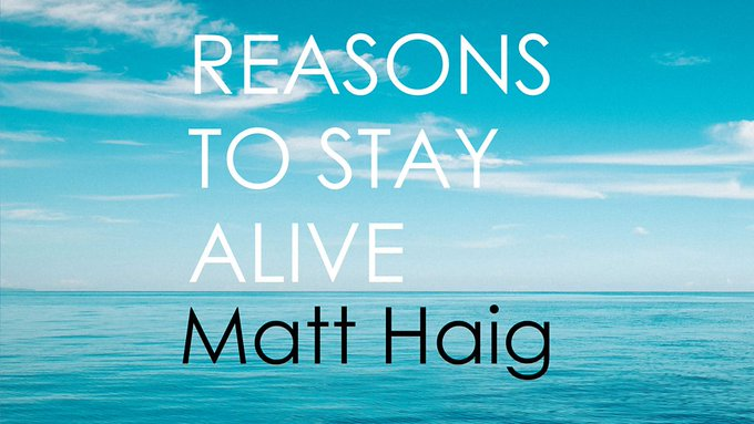 Reasons to stay alive image