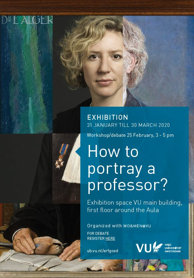 "Workshop ""How to portray a professor?"""
