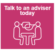 Talk to an adviser today