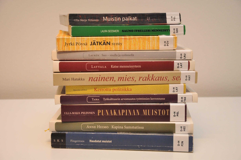Tutkimuskirjallisuutta
