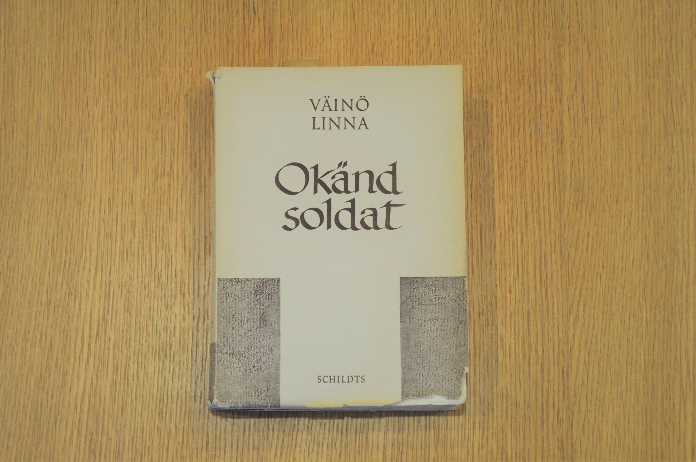 Tuntemattoman sotilaan ruotsinkielinen laitos