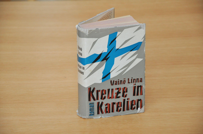 Ensimmäinen saksankielinen käännös Tuntemattomasta sotilaasta