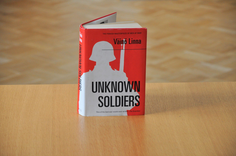 Tuntemattoman sotilaan uusi englanninnos